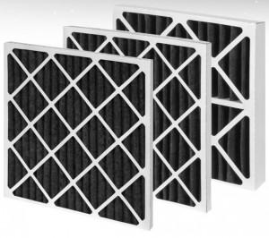 filtro de carbon activado