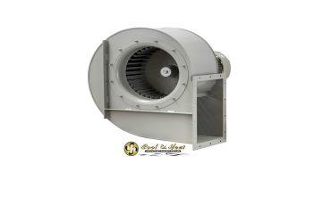 extractor centrifugo de alabes curvos